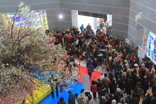北陸新幹線上越妙高駅開業記念イベント『越五の国』