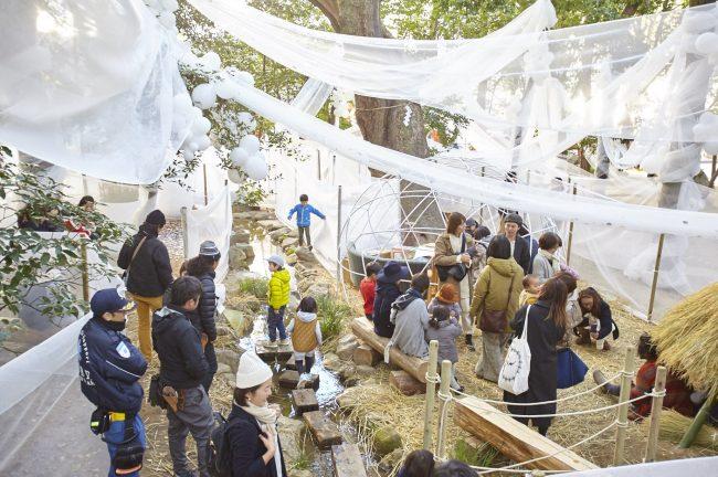 生田の森 子どもガーデン 2018 presented by そら植物園