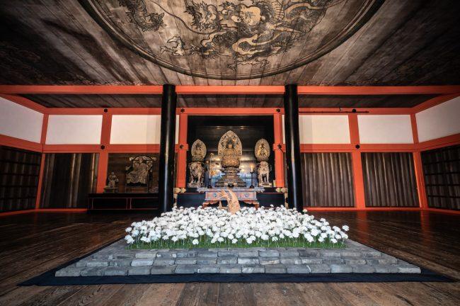 暗闇の清水寺